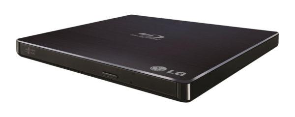 Regrabadora Blu-Ray Externa LG BP55EB40 USB