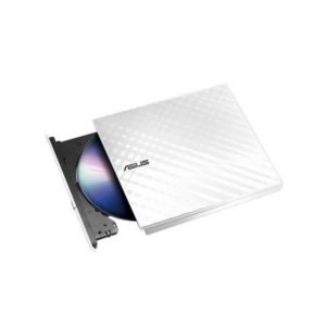 REGRABADORA DVD EXT. ASUS SLIM SDRW08D2S-W USB 2.0