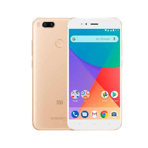 Xiaomi Mi A1 SIM doble 4G 64GB Oro – MZB5676EU