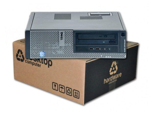 Dell Optiplex 3010 SD Intel Core i3 4/250 – COA Windows 7