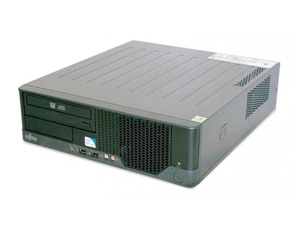 Fujitsu Esprimo E5730 SFF Core 2 Duo – COA Windows 7