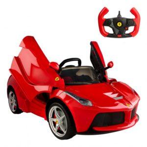 Coche de batería para niños Ferrari LaFerrari 12V RASTAR