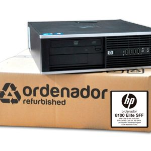 PC OCASION HP 8300 PRO SFF I5-3470-4G-500G CAT A+