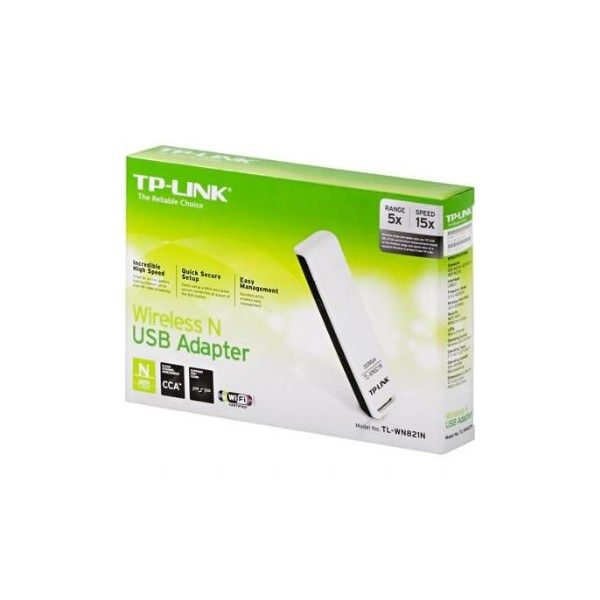 WIFI TP-LINK ADAPTADOR N USB 300MBPS ATHEROS TL-WN821N