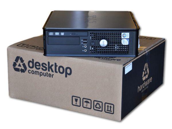 Ordenador Dell Optiplex 780 Core 2 Duo E8400 OCASION