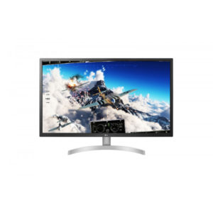 MONITOR 31,5″ LG 32ML600M-W IPS FHD HDR10 HDMIX2