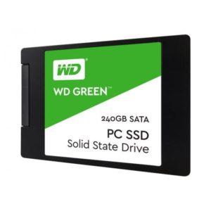 DISCO DURO SOLIDO SSD WD GREEN 240GB 2.5″ SATA3 7MM 3D