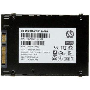 DISCO DURO SSD 2.5″ HP S700 500GB SATA 3