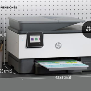 MULTIFUNCION HP OFFICEJET PRO 9010 FAX DUPLEX WIFI