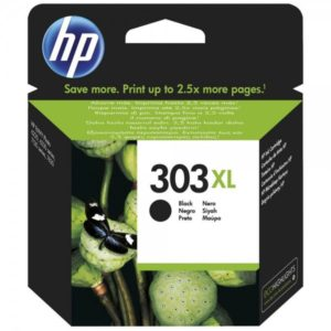 CARTUCHO HP 303XL NEGRO T6N04AE