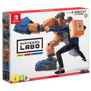 NINTENDO LABO ROBOT KIT BUNDLE