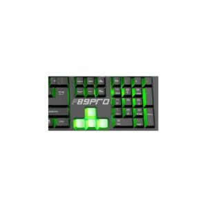 TECLADO KEEP OUT F89 7 BACKLIGHTNING